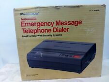 Safe House Automatic Emergency Message Telephone Dialer #49-433A