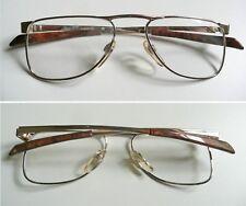 Roberto Capucci 29 oro montatura per occhiali vintage frame eyeglasses 1990s