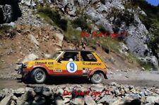Jean Ragnotti Renault 5 Alpine Acropolis Rally 1979 Photograph 1