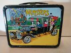 Vintage THE MUNSTERS Lunchbox 1965 KAYRO Early Model Lunch Box