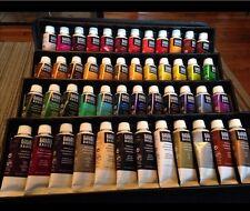 Paint Tube Liquitex Acrylic 48 Piece Set Basics Art Painting Color Mixing Pro