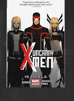 Uncanny X-Men Vol 4 : vs S.H.I.E.L.D. by Bendis & Bachalo 2015, TPB Marvel OOP