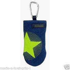 Etui telephone portable ipod Electro Fluo techno guetta