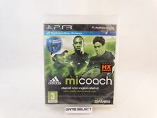 ADIDAS MICOACH SONY PS3 PLAYSTATION MOVE PAL EUR EU ITA ITALIANO NUOVO SIGILLATO