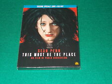 This Must Be the Place  (Blu-ray+ libro) Regia di Paolo Sorrentino
