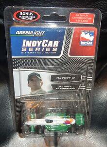 1/64 Greenlight Indycar Series 2004 #14 AJ Foyt IV Conseco Toyota