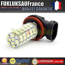AMPOULE 68 LED SMD H11 ANTIBROUILLARD FEUX DE JOUR DRL QUALITE GARANTIE 2015