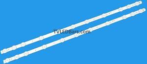 Replacement Backlight Array LED Strip JVC LT-32C346 LT-32C740 LT-32C650 (A) (B)