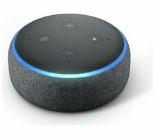 Amazon Echo Dot 3rd Generation Smart Speaker With Alexa - Charcoal Black