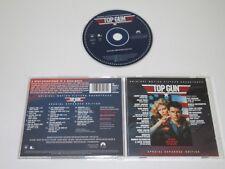 TOP GUN/SOUNDTRACK/VARIOUS(COLUMBIA/LEGACY 498207 2) CD ALBUM