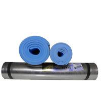 GI- Non-slip Mat Moisture-proof Pilates Yoga Exercise Fitness Mat Aluminum Foam