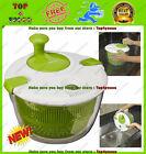 Best Salad Spinners - Salad Spinner Large 5 Quart Lettuce Greens Washer Review