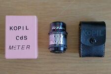 Kopil Cds Photography / Camera Light Meter in Pink Presentation Box Hotshoe