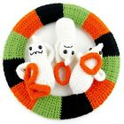 Halloween Wreath Ghost Boo Spellout 15