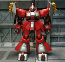"""MSIA Mobile Suit In Action Gundam 4"""" Char Quess Paraya MSN-03 JAGD DOGA Red"""