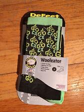 DeFeet Wooleator GO CX Cyclocross Cycling Socks Merino Wool: New Small