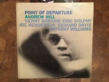 ANDREW HILL -Point of Departure ~BLUE NOTE 84167[vangelder pressing] ->VERY RARE