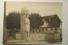 Ansichtskarte Bad Windsheim Kriegerdenkmal Hotel rotes Ross  um 1925