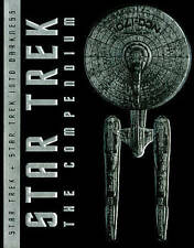 BRAND NEW Star Trek: The Compendium (Blu-ray Disc, 2014, 4-Disc Set)