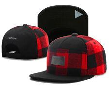 New Men Cayler Sons Cap Baseball Snapback Hip hop Adjustable Bboy Hat Red 284#