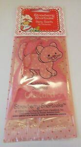 Strawberry Shortcake Air Freshener - 2003 - New Vintage Style, NRFP, Custard