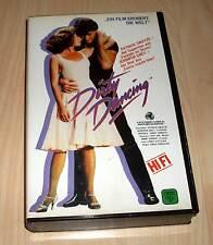 VHS-Dirty Dancing-Patrick Swayze Jennifer Oliver - 80 onwards 80s Video Cassette
