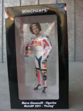 Minichamps Figurine posing Marco Simoncelli MotoGP 2011 1/12 312110258