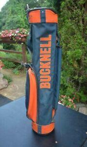 "JONES SPORTS CO. Portland, Oregon USA ""BUCKNELL UNIVERSITY"" Golf Carrying Bag"