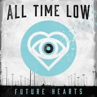 All Time Low : Future Hearts CD (2015) ***NEW*** FREE Shipping, Save £s
