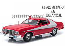 GREENLIGHT 19017 STARSKY AND HUTCH TV SERIES 1976 76 FORD GRAN TORINO 1/18