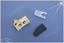 RENAULT CLIO II 2 ELEVALUNAS Juego de reparación Clip frotador