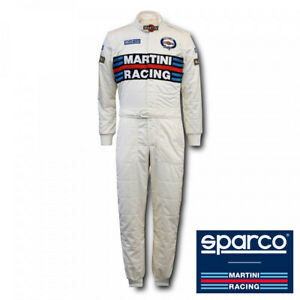 SPARCO MARTINI RACING FIA Replica Overall Suit Limited Edition