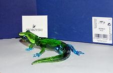 SWAROVSKI   Grüner Gecko Crystal Green Salamander Geco 5275511  TOP OVP
