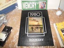 ORIGINAL 1980 NORTH MONTEREY HIGH SCHOOL YEARBOOK/ANNUAL/CASTROVILLE, CALIFORNIA