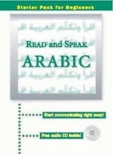 Read and Speak Arabic - Starter Pack for Beginners - (With Audio CD - PB)