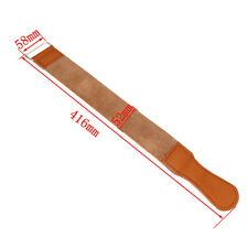 Durable Leather Strop Razor Sharpening Strap High Quality Belt for Shaving  AC