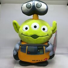 New listing Disney Pixar Toy Story Alien Remix - Wall-E 9.5 in Plush Toy Doll