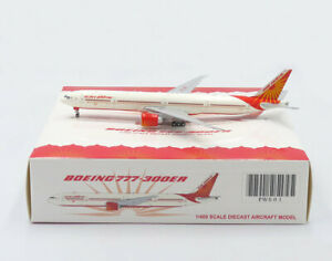 1:400 JC Wings Air India Boeing 777-300ER VT-ALS PW001