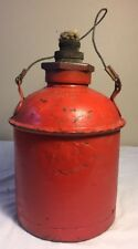 Antique Eagle Gas Can Fuel Can Homemade Torch Can