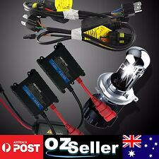 55W 6000K H4 HID Conversion Kit Ford Falcon Fairmont BA BF EA FG XR6 XR8 Turbo