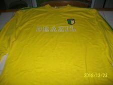 maillot football du brésil très bon état taille XXL