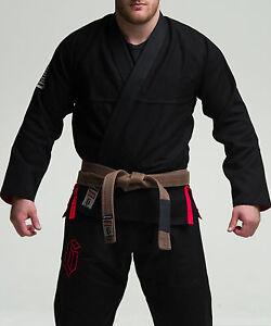 Gameness Black Air Jiu Jitsu Gi
