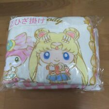 Limited Seven Eleven Sanrio Japan Sailor Moon My Melody Prize Throw blanket F/S