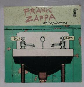 Frank Zappa / Waka / Jawaka   Hot Rats   LP Vinyl G/VG   First Pressing