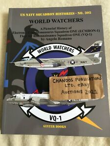 World Watchers: A Pictorial History of Electronic Countermeasures Squadron One