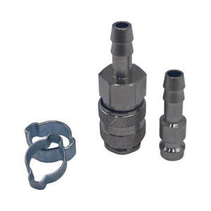 Rectus 21 male and female fittings complete water fed pole cleaning 6mm tail
