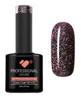 VB-537 VB™ Line Star Transparent Purple Saturatd UV/LED soak off gel nail polish