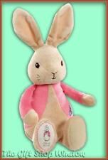 MY FIRST FLOPSY BUNNY SOFT PLUSH TOY OFFICIAL BEATRIX POTTER - PETER RABBIT BNWT