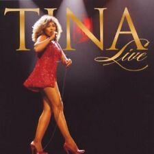 Tina Turner - Tina Live 2cd and 1dvd Like CD With DVD
