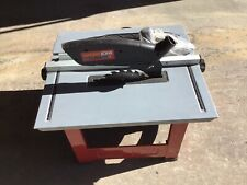 table saw good used condition suit home handyman, modelling etc